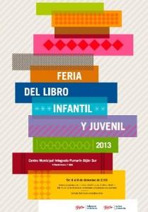 Cartel-Feria-libro-infantil-y-juvenil-2013