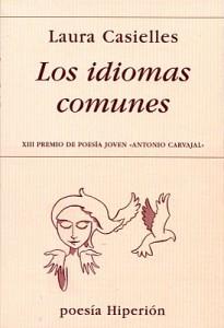 Los idiomas comunes, Laura Casielles